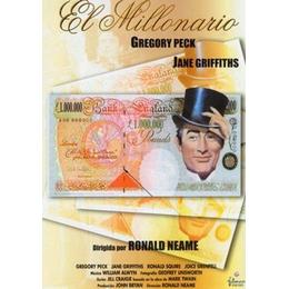 The Million Pound Note (Man with a Million) [Spanish Import] [DVD]
